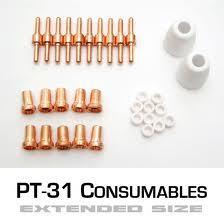 ESAB PT-31 Torch parts