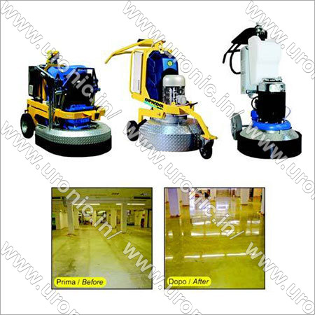 Concrete Polishing Systems