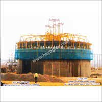 Mettur Thermal Power Station Construction