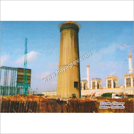 Mettur Chimney Construction