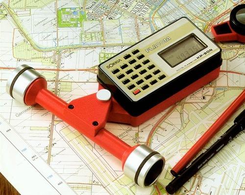 Placom Digital Planimeter KP-90N-Series