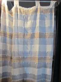 Silk Transparent Designer Curtain