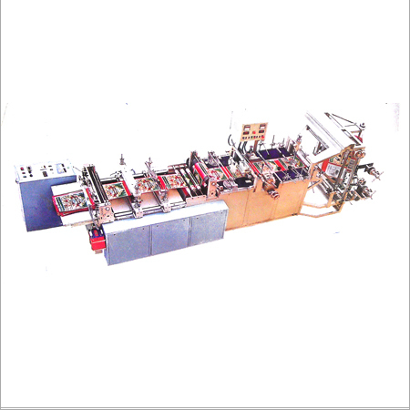 Paper Center Sealing Machines