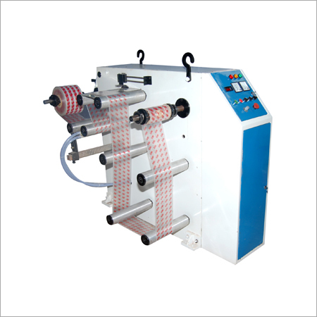 Paper Tube Winding Machine
