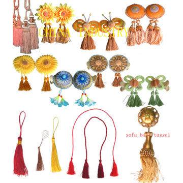 Decorative Curtain Accessories