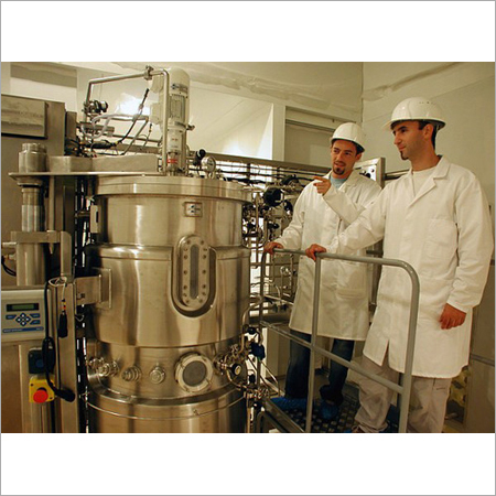 Fermentor Bioreactor Enzyme Food