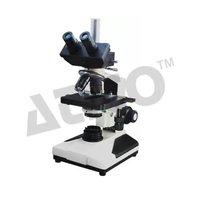 Coaxial Trinocular Microscope