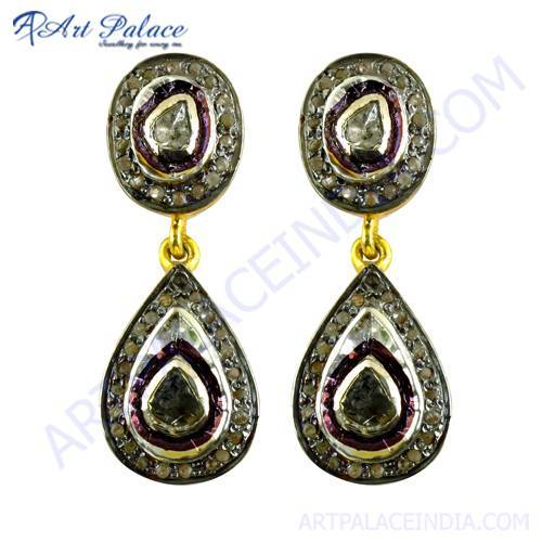 Designer Victorian Earrings