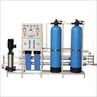 FRP Reverse Osmosis Plant