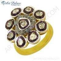 Fastival Wear Designer Diamond Ring
