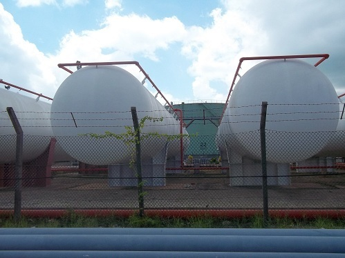 LPG Tank Installation Service for Commercial