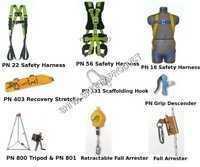 Safety Harness & Fall Protection