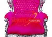 Shankheda Wedding Chair