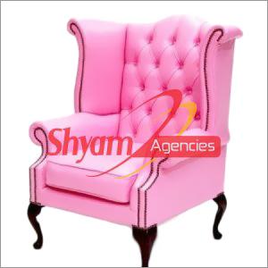 Light Pink Wedding Chair