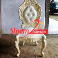 Indian wedding stage chairs