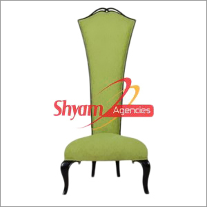 European High Back Chair