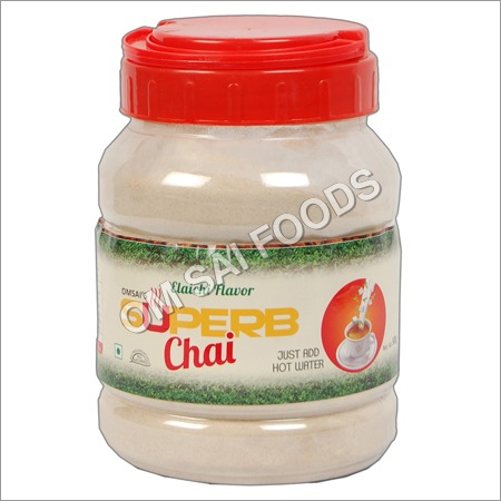 Premix Tea Jar
