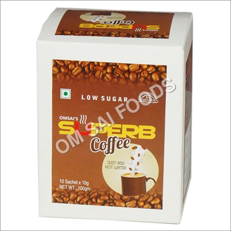 Low Sugar Coffee Premix