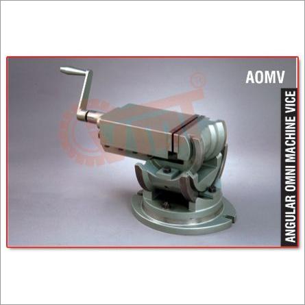 Angular Omni Machine Vice (AOMV)