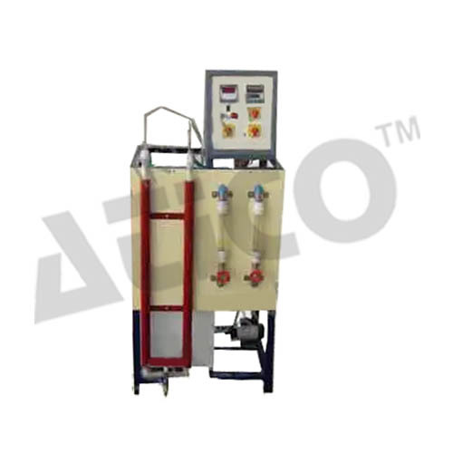 Parallel Counter Flow Heat Exchanger