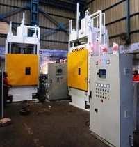 Hydraulic Brake Lining Forming Press