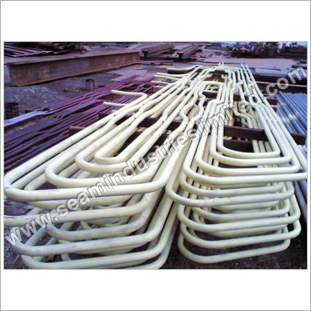Super Heaters Coils
