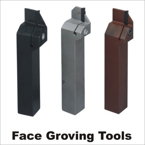 Face Grooving Tools