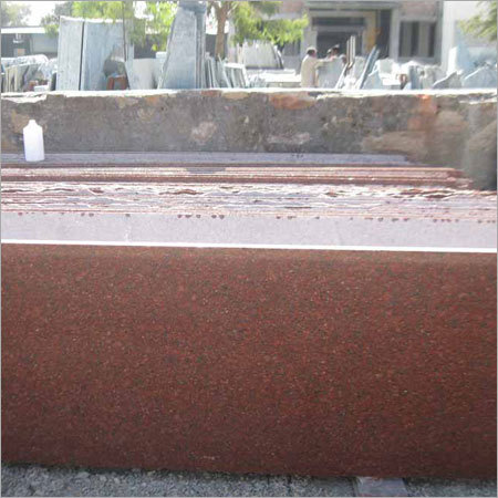 Jam Red Granite