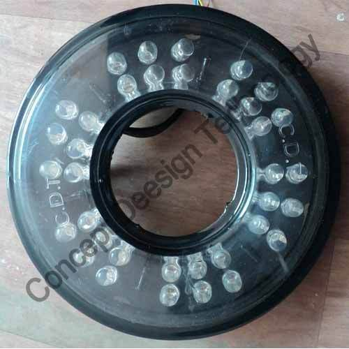 CDT-36-R-NM-10MM Fountain Lights