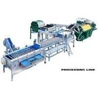 Apple Grading Processing Line
