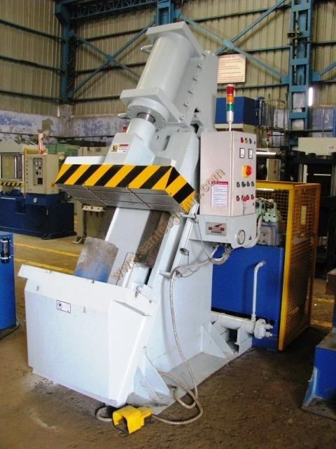 Angular Frame Hydraulic Press