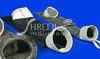 High Temperature Fiberglass Filter Fabrics Bags