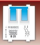 RODEX GLAMOUR SERIES SWITCHES