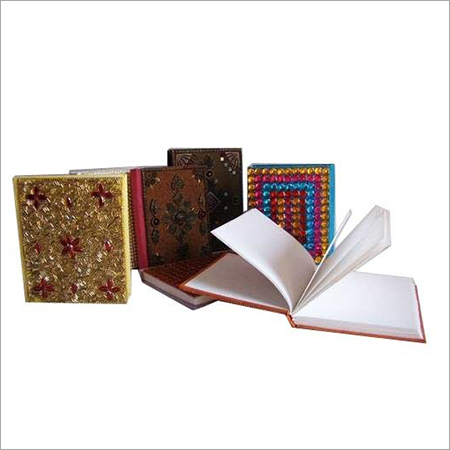 Eco Friendly Paper Diaries