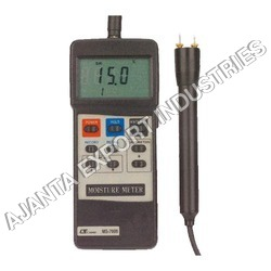 Moisture Meter For Concrete Gypsum & Wood