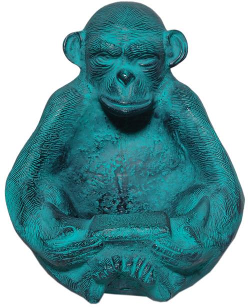 Chimpanzee Sculpture