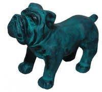 Aluminium Bulldog Statue