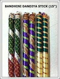 Bandhini Dandiya Sticks