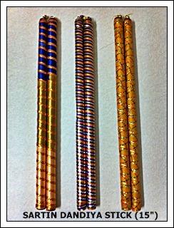 Sartin Dandiya Sticks