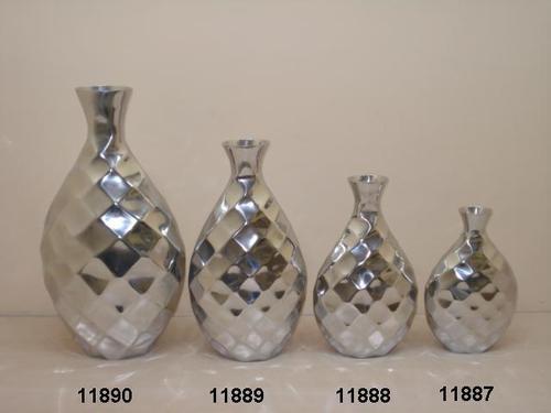 Aluminium Flower Vase Aluminium Flower Vase Exporter