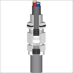 Double Compression Medium Duty Cable Gland