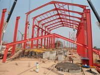 Chemical Plant Machinery Erection