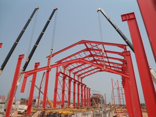 Heavy Fabrication Work in West Africa