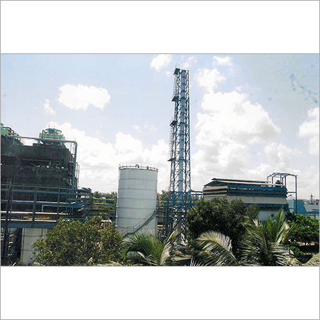 Chemical Plants Erection Services