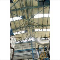Chemical Plants Steel Fabrication