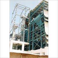 Chemical Plants Steel Erection