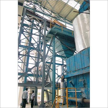 Industrial Plants Erection Services