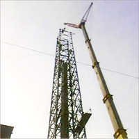 Steel Tower Fabrication Services