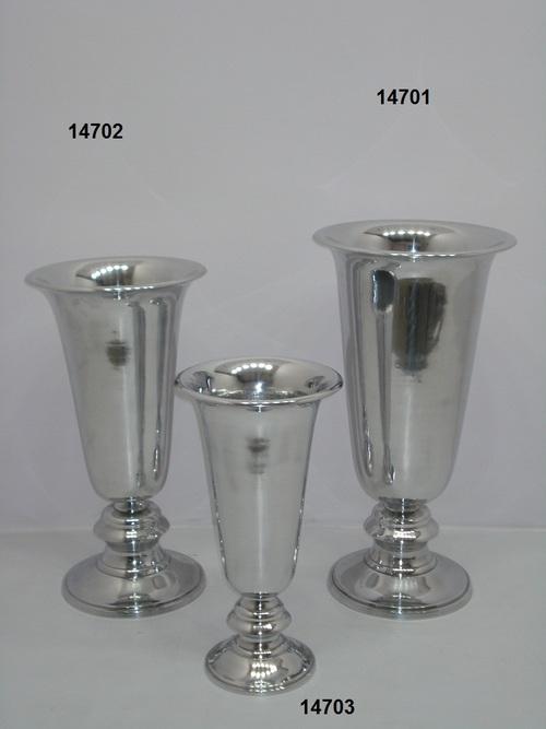 Round Design Flower Vase