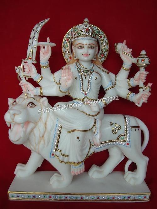 Durga statue2